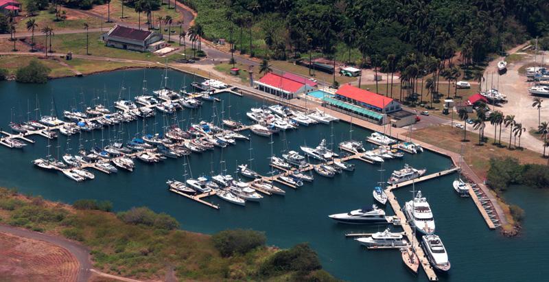 Marina Shelter Bay